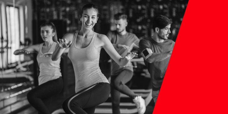 Zumba fitness classes reservoir