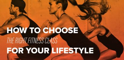 How to choose the right fitness class for your lifestyle blog post
